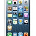 Apple iPhone 5 Smartphone débloqué 4 pouces 16 Go iOS 7 Blanc (Certifié par Apple)