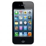 Apple iPhone 4 Smartphone débloqué 3.5 pouces 16 GB iOS 6 Noir