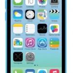 Apple iPhone 5C Smartphone débloqué 4 pouces 16 Go iOS 7 Bleu (import Europe)