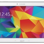 "Samsung Galaxy Tab 4 Tablette tactile 10.1"" Processeur quad-core 1,2 GHz 16 Go Android 4.4 KitKat Wi-Fi Blanc (Import Europe)"